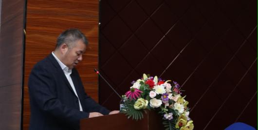 青岛市安徽商会召开第二届会员大会
